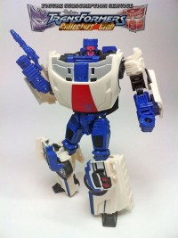 Transformers News: TFCC Subscription Service Scourge, Circuit, and Breakdown Sample Image