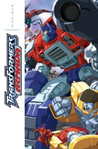 IDW Transformers Comics Released August 18 (Today)!