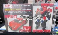 Transformers News: New Transformers X - Alternity GT1 and GT2 Convoy Preorders Up @TFsource!
