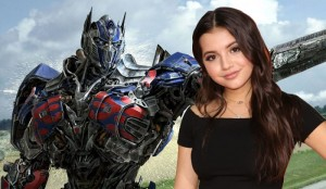 Flickering Myth Exclusive Interview with 'The Last Knight' Star Isabela Moner