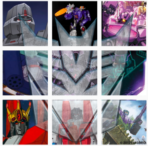 Transformers News: Reveal Your Shield Week - Decepticon Day