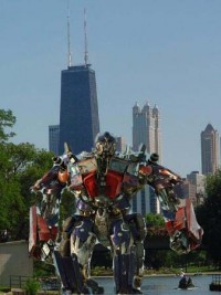 Transformers News: Rumor: Transformers 3 To film in Chicago IL.