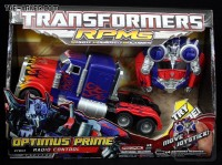 Transformers News: TF ROTF RPM Radio Control - Bumblebee & Optimus Prime