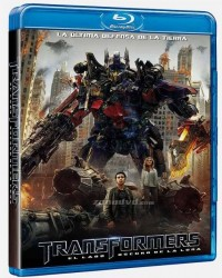 Transformers DOTM DVD / Blu-ray Coming to PAL Regions in November