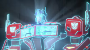 "Transformers Cyberverse Episode 13 ""Matrix of Leadership"" Now on Youtube"