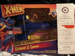 Transformers X-Men Crossover Figure Found at Target + 25% Off Toy Coupon