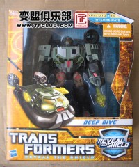 Transformers News: In-Package Images of Reveal The Shield Voyager Deep Dive