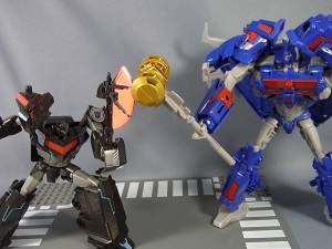 Transformers News: TakaraTomy Transformers Adventure(TAV / TED): Nemesis Prime, Ultra Magnus, Optimus Prime - In Hand
