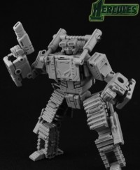 More Images of TFC Hercules - Structor, MadBlender & Neck Breaker - UPDATE - Dr Crank