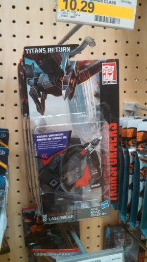 Transformers News: Transformers Titans Return Wave 2 Legends Class Found at US Retail