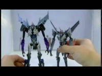 Transformers News: Powerizers / Voyager Class Starscream Video Review