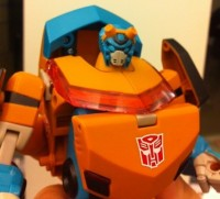 Transformers News: BotCon Attendee Free Figure: Animated Fisitron