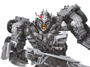 Transformers News: New Reveal for Universal Studios Exclusive SS Leader Megatron