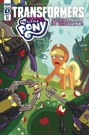 IDW Transformers Comic Book Solicitations for May 2020 - Ponies and Rage