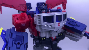 Video Review for Takara Tomy Transformers Legends LG-42 Godbomber