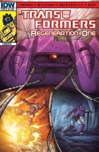 Transformers News: Transformers: Regeneration One #89 Review - Hot Rod Makes the Choice!