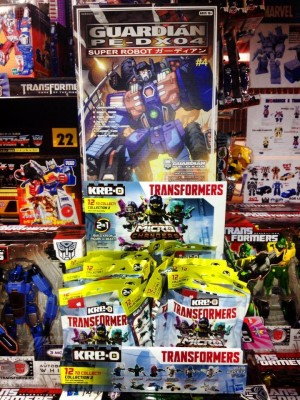 Transformers News: Wave 2 Kre-O Age of Extinction Micro Changers Become True Blindpacks