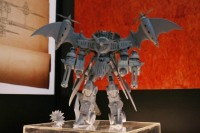 Transformers News: Hearts of Steel Starscream Prototype Image
