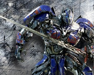 Transformers News: Singapore Based UOB Online Banking Service's Age Of Extinction Promotional Campaign
