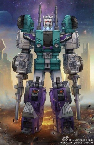 Transformers News: Titans Return Leaks: Sixshot, Getaway, Triggerhappy, Doublecross, Hot Rod, Megatron, Optimus Prime and more!