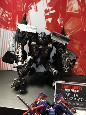 Transformers News: Takara Tomy Transformers Movie The Best Figures from Tokyo Comic Con 2017
