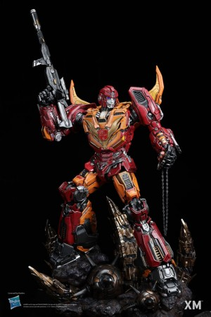 XM Studios Has A Gorgeous Rodimus Prime Statue Now Available for Order
