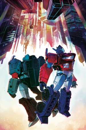 Transformers News: IDW Publishing Transformers Comics Solicitations for May 2019