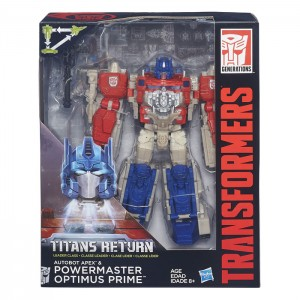 Ages Three and Up Product Updates April 17: Titans Return Pre-Orders, UW Computron, MP Hot Rod and More