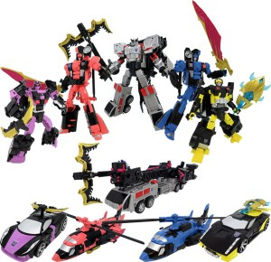 "Transformers News: Twincast / Podcast Episode #154 ""The Misfits"""