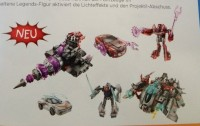 Transformers News: A Closer Look the Transformers Prime Cyberverse Drill Tank with Knockout Playset