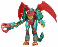"Transformers News: Official Images: Transformers Prime ""Beast Hunters"" Deluxe Ripclaw"