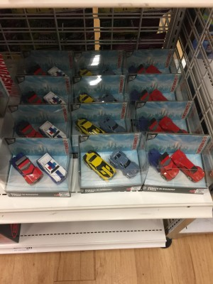 Transformers News: Transformers: Robots in Disguise 2-Pack Diecast Vehicles Sighted at Australian Retail