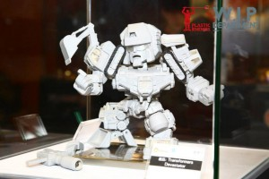 Transformers News: Toy Soul 2014 Reveals Kids Logic G1 Devastator and Age of Extinction Grimlock Super Deformed Figures