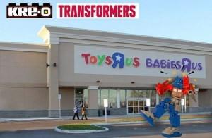 Kre-O Elite Optimus Prime Free Make-and-Take at Toys'R'Us Canada Stores September 27