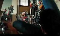 """Full Theatrical """"Transformers Revenge of the Fallen"""" 'Kitchen-Bots' Scene Online"""