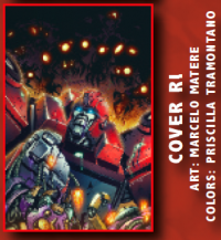 """Transformers News: """"Iron In The Blood""""- Transformers Ironhide #2 Reviewed"""