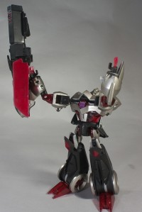 Transformers News: Extensive Look at Takara Animated TA-06 Megatron