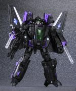 Transformers News: TFsource Video Review - Henkei Dark Skyfire