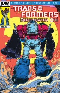 Transformers News: Transformers: Regeneration One #85 Preview