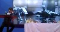 Tokyo Toy Show 2012 Takara Presentation Video