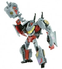 Transformers News: Official Images: Takara Tomy Transformers Prime Arms Micron AM-30 Rumble, AM-31 Frenzy, and AM-32 Wildrider