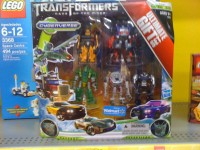 Transformers News: Transformers DOTM Cyberverse Ultimate Giftset Spotted at Retail