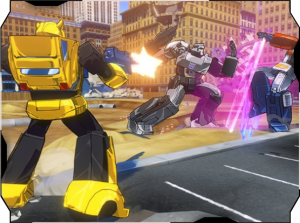 Transformers: Devastation Website Launched and Gameplay Demo Video
