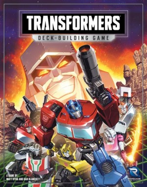 New Transformers G1 Deck Building Game From Renegade Game Studios