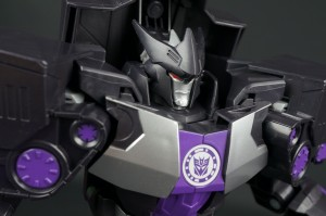Transformers News: New Gallery: Clash of the Transformers 5-Step Megatronus