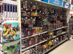 Transformers News: Fall Restock in Full Swing at Toysrus Canada with Entire Aisle Dedicated to Transformers