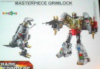 Listing Found for Masterpiece Grimlock in Canadian TRU Computers