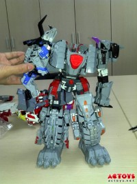 TFC Toys Dino-Combiner Color Images