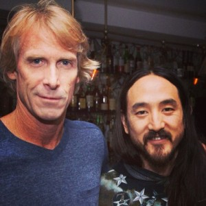 Transformers News: Steve Aoki to Contribute to Transformers: Age of Extinction Music?