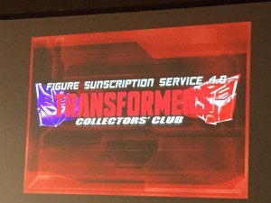 Transformers News: BotCon 2015 Coverage - Transformers Collectors' Club: TFSS 4.0, Armada Ramjet, Skywarp, GI Joe Arcee, Rodimus, Mayhem Maximus